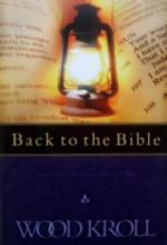 Back to the Bible book cover