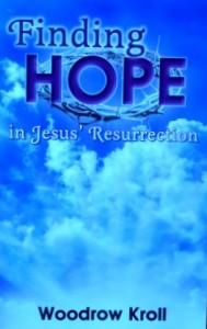 Finding hope In Jesus' Resurrection book cover