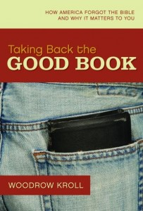 Taking Back The Good Book cover